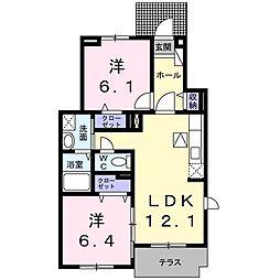 野木駅 4.6万円