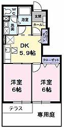 東青梅駅 6.1万円