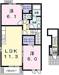 青梅駅 6.5万円