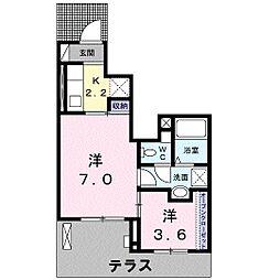 曳馬駅 4.9万円