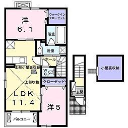 名鉄犬山線 上小田井駅 徒歩16分