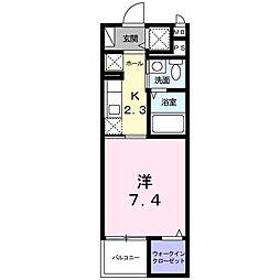妙興寺駅 4.7万円