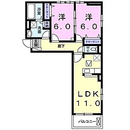 西小坂井駅 6.5万円