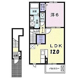 羽生駅 6.2万円