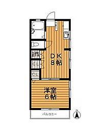 三鷹駅 6.8万円