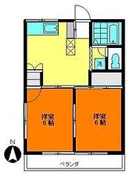 東青梅駅 4.3万円