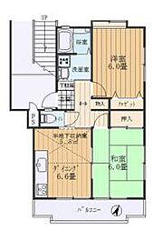 京成大和田駅 5.9万円