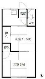 西新井大師西駅 3.5万円