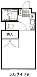 仏子駅 2.2万円