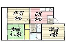 東青梅駅 4.5万円