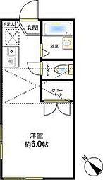 松尾駅 2.5万円