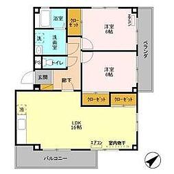熊谷駅 6.5万円