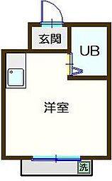 西武拝島線 武蔵砂川駅 徒歩20分