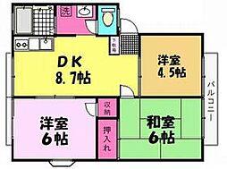 みつわ台駅 4.9万円