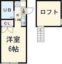 平塚駅 2.1万円