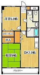 天台駅 5.8万円