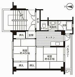 荒野台駅 2.7万円