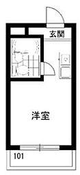 京王線 幡ヶ谷駅 徒歩4分