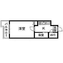 かしわ台駅 2.7万円