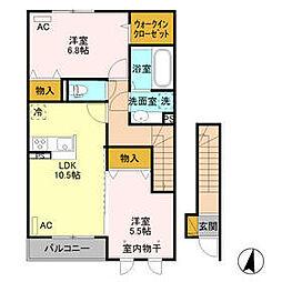 新治駅 6.3万円