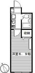南高崎駅 2.5万円