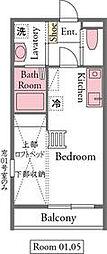 行田駅 4.9万円