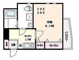 本蓮沼駅 7.1万円