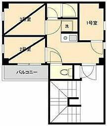 駒込駅 2.9万円