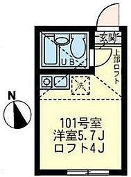菊名駅 4.8万円