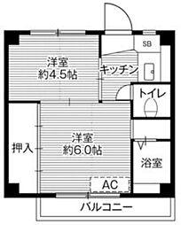 西焼津駅 2.3万円