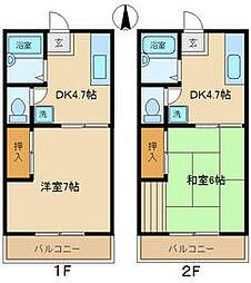 群馬八幡駅 2.8万円