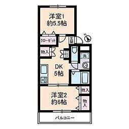 航空公園駅 5.2万円
