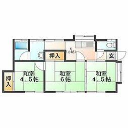 【敷金礼金0円!】前原住宅