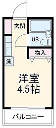 大森台駅 2.5万円