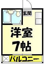 幕張駅 2.5万円