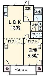 名鉄小牧線 味鋺駅 徒歩12分