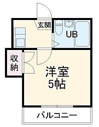 茶所駅 1.9万円