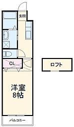 富田浜駅 4.3万円