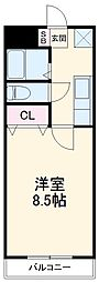 平田町駅 3.4万円