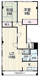 新所沢駅 8.5万円
