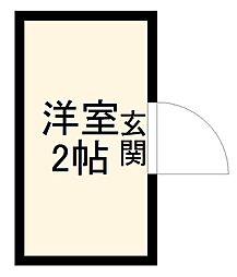 入間市駅 0.8万円