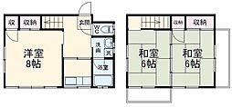 【敷金礼金0円!】京成本線 京成八幡駅 徒歩33分