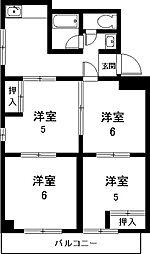 東岡崎駅 4.9万円