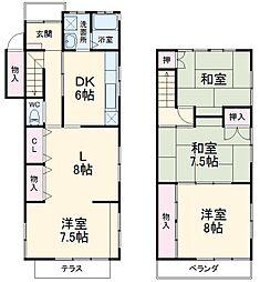 南桜井駅 7.2万円