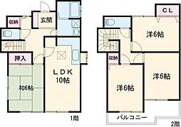 南武線 矢川駅 徒歩11分
