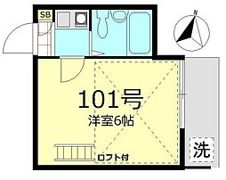 大森駅 4.5万円