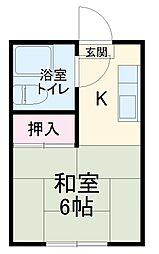 朝霞台駅 2.8万円