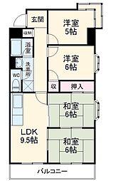 新豊田駅 6.7万円