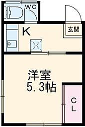 志村坂上駅 3.5万円