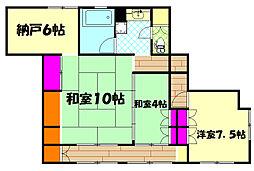 根津駅 25.0万円
